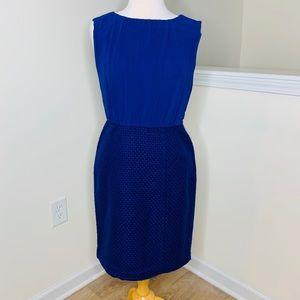 🎉5 for $25🎉 Banana Republic Blue Dress